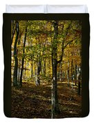 Forest Floor Two Duvet Cover