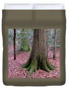 Forest Foundation Duvet Cover