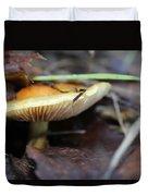 Forest Fungi Duvet Cover