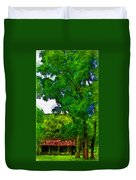 Forest Home Duvet Cover