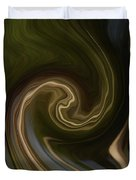 Forest Illusions-whispers On The Wind Duvet Cover