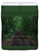 Forest Life Duvet Cover