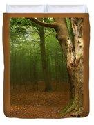 Forest Light 1 Duvet Cover