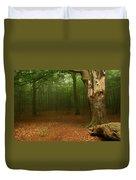 Forest Light 2 Duvet Cover