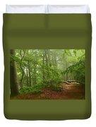 Forest Light 3 Duvet Cover