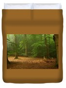 Forest Light 4 Duvet Cover