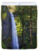 Forest Mist Duvet Cover by Chad Dutson