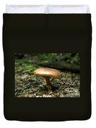 Forest Mushroom Duvet Cover