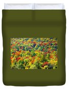 Forest Of Color Duvet Cover