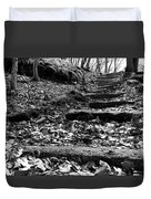 Forest Of Illusion Duvet Cover