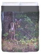 Forest Peek A Boo Duvet Cover