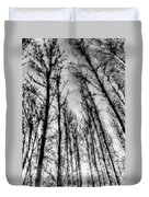 Forest Pastel  Duvet Cover