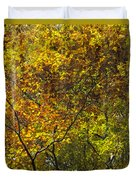 Forest Pattern Duvet Cover