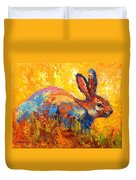 Forest Rabbit II Duvet Cover