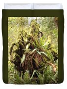 Forest Revival Duvet Cover