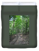 Forest Road Duvet Cover