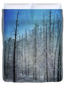 Forest Secrets  7917 Duvet Cover