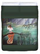Forest Serenade Duvet Cover