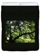 Forest Silhouette Duvet Cover