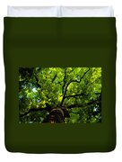 Forest Top Duvet Cover