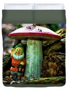 Forest Toy Duvet Cover