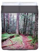 Forest Trail Duvet Cover