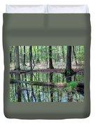 Forest Wetland Duvet Cover