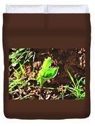Forest Wildlife Nature Duvet Cover