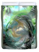 Forest Wind Duvet Cover