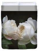 Forever And Always - Desdemona Roses Duvet Cover