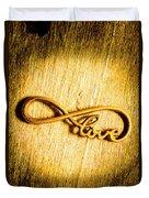 Forever Love Duvet Cover