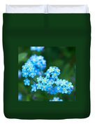 Forget -me-not 4 Duvet Cover