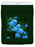 Forget -me-not 5 Duvet Cover