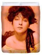 Forgotten Beauty Duvet Cover