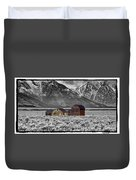 Forgotten Homestead Duvet Cover