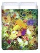 Forgotten Petals Duvet Cover