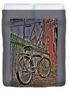 Forgotten Ride 2 Duvet Cover