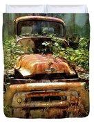 Forgotten Duvet Cover by Thom Zehrfeld