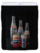 Foriegn Colas Duvet Cover