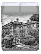 Formal Gardens Duvet Cover
