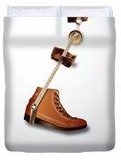Forrest Gump - Alternative Movie Poster Duvet Cover