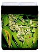 Forest's Gift. Bear's Garlic. Duvet Cover