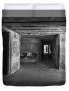 Fort Casey 3931 Duvet Cover