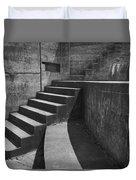 Fort Casey Steps 3939 Duvet Cover