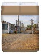 Fort Chaffee Prison Duvet Cover