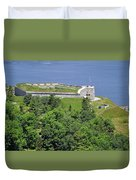 Fort Knox Maine Duvet Cover