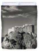 Fort Lavrijenac Duvet Cover