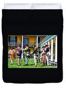 Fort Mifflin - Philadelphia Duvet Cover