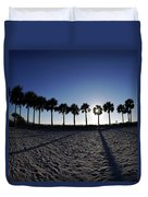 Fort Myers Beach Florida I Duvet Cover