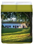 Fort Sewall Marblehead Ma Duvet Cover